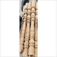 Wooden Fancy Spindle