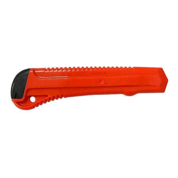 18mm Economy Snap Off Plastic Utility Knife