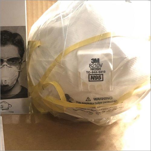 3M 8210V N95 Respirator Face Mask
