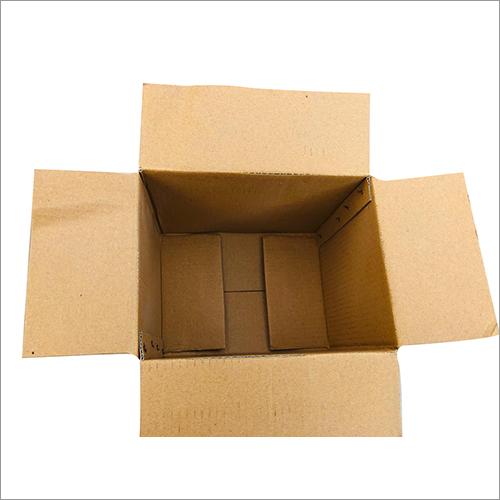 Brown Carton Packing Box