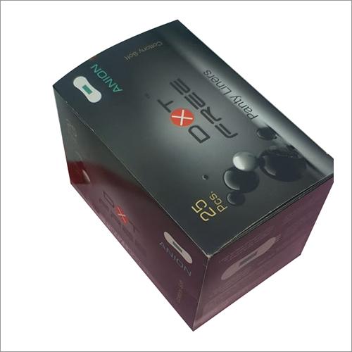 Mono Carton Packing Box