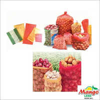 PP Vegetable Packaging Leno Bags
