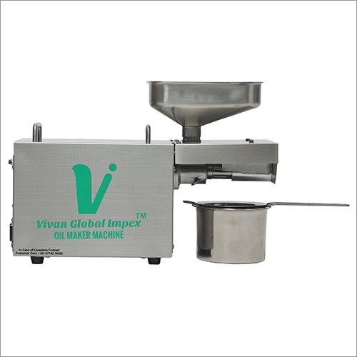 Home Use Oil Extractor Machine