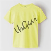 Kids Organic Cotton Plain T-Shirt