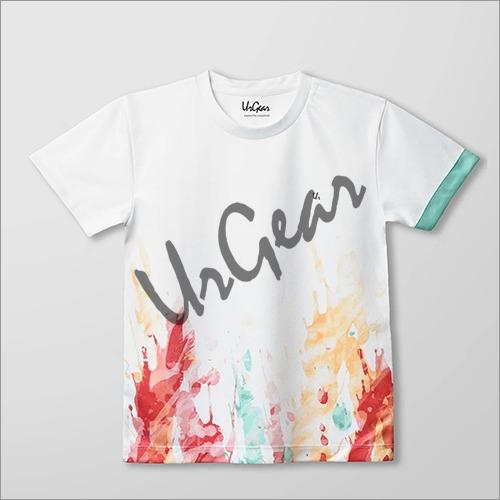 Kids Cotton Half Sleeve T-Shirt