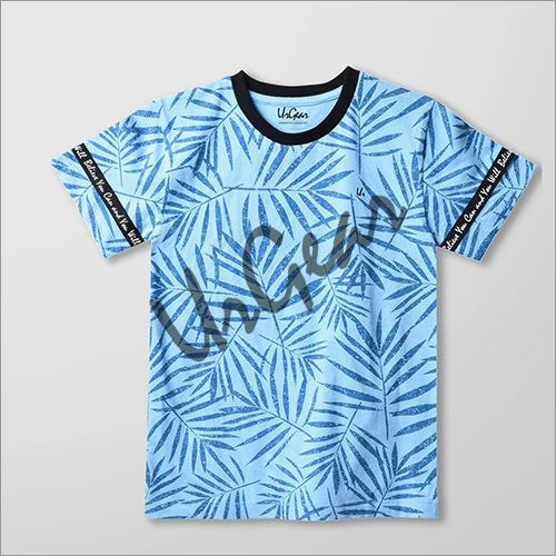 Kids Cotton Round Neck T-Shirt
