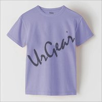 Kids Dyed Round Neck T-Shirt
