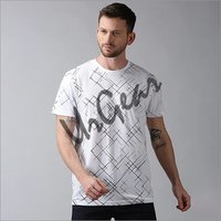 Men Organic Cotton Half Sleeve T-Shirt