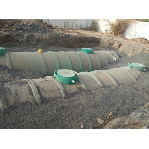 FRP Package Sewage Treatment Plant