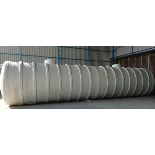 FRP Package Sewage Treatment Tank