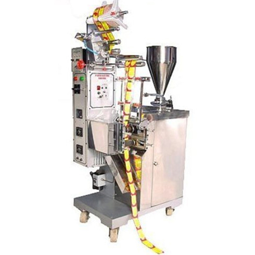 Four Side Seal Machines