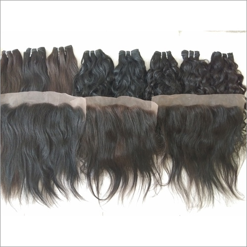 Temple Donated Human Hair