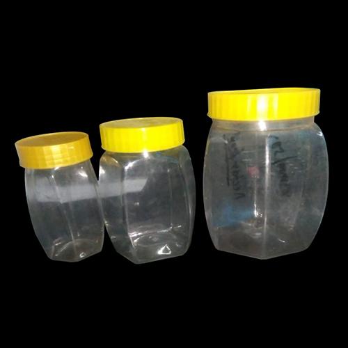 Pet Honey Jars