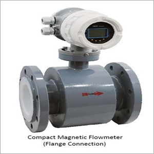 Magmatic water flow meter