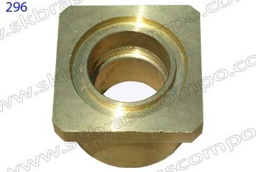 Custom Brass Automotive Parts
