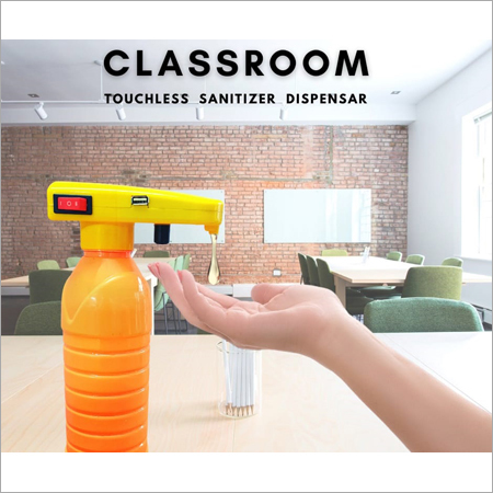 Automatic Touchless Dispenser