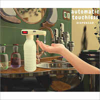 Automatic Touchless Soap Dispenser