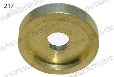Custom Brass Transformer Parts