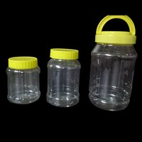 Plastic Pickle Jar