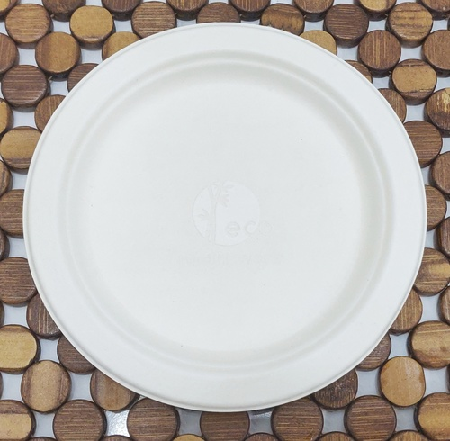 Biodegradable 6'' Plate