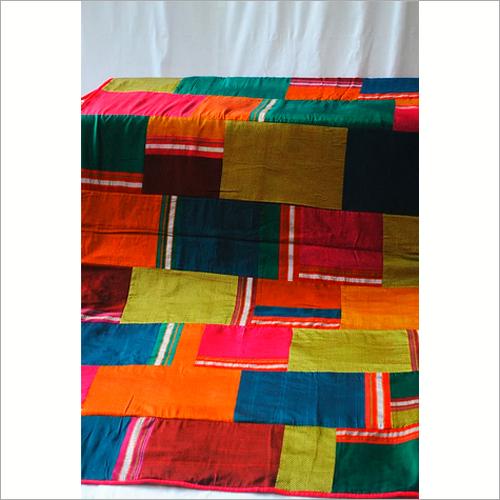 Khun Handloom Double Bed Quilt