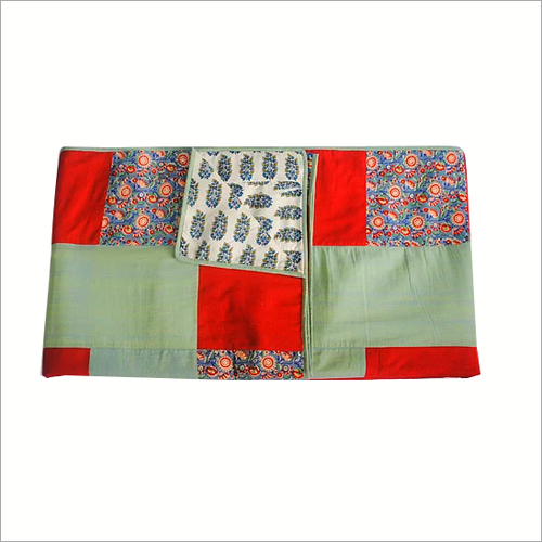 Mangalgiri Printed Double Bed Quilt