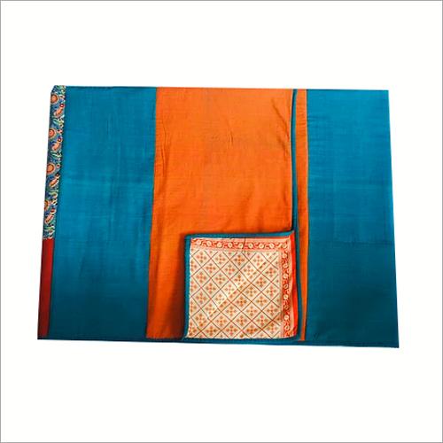 Mangalgiri Printed Single Bed Quilt