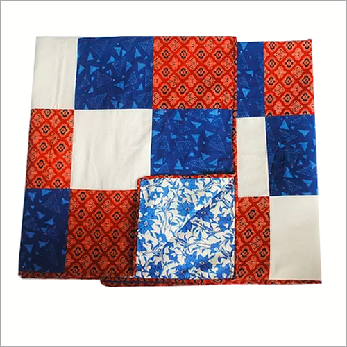 Indigo Single Bed Quilt