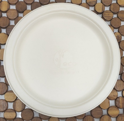 Biodegradable 7'' Plate
