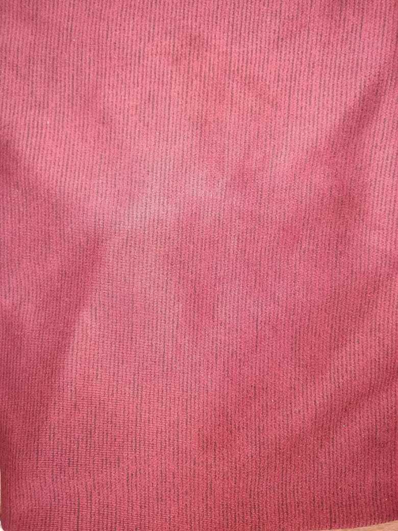Polyester Safari Melange Fabric