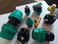 MDPE Compression Fittings