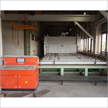Roller Hearth Furnace Capacity: 1000 Kg/Hr