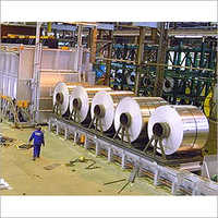 Aluminium Foil Annealing Furnace
