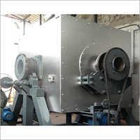 Mild Steel Rotary Retort Furnace