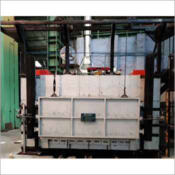 Mild Steel High Temperature Furnace