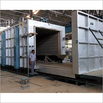 Stress Relieving Furnace Capacity: 10 Ton/Day