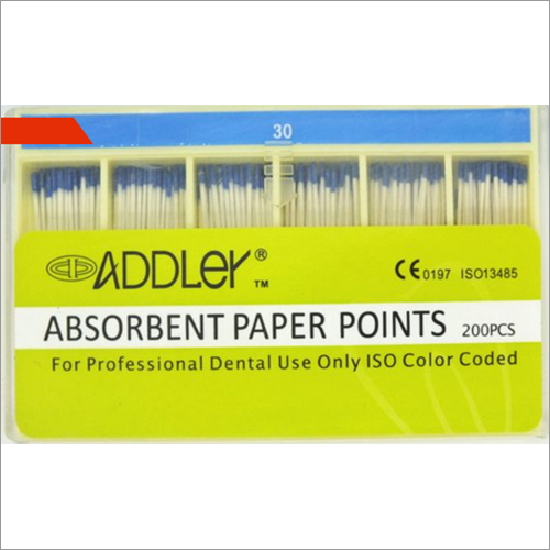 Point No 30 2 Percent Addler Absorbent Paper