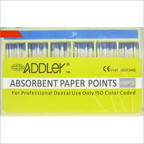 Point No 30 6 Percent Addler Absorbent Paper