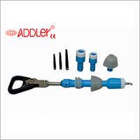 Addler Stroz Type Uterine Manipulator