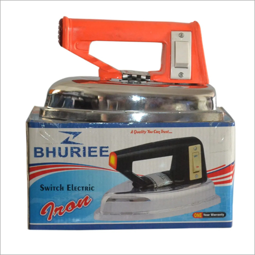 Stainless Steel Electric Iron