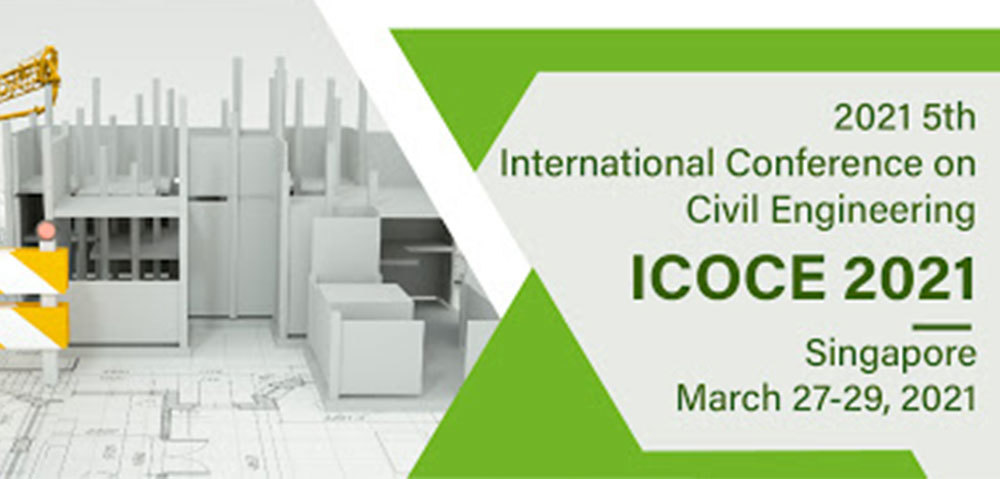2021 5th International Conference On Civil Engineering