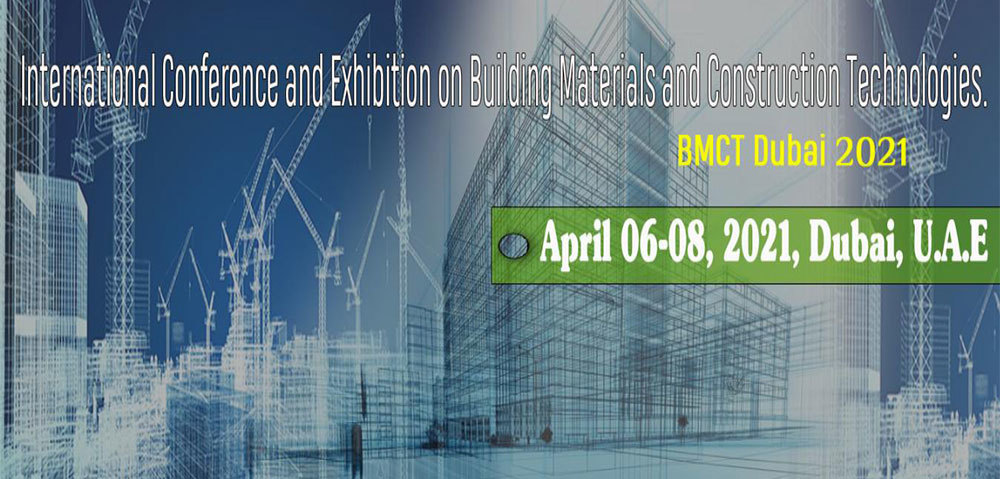 International Conference On Building Materials And Construction Technologies (Bmct)