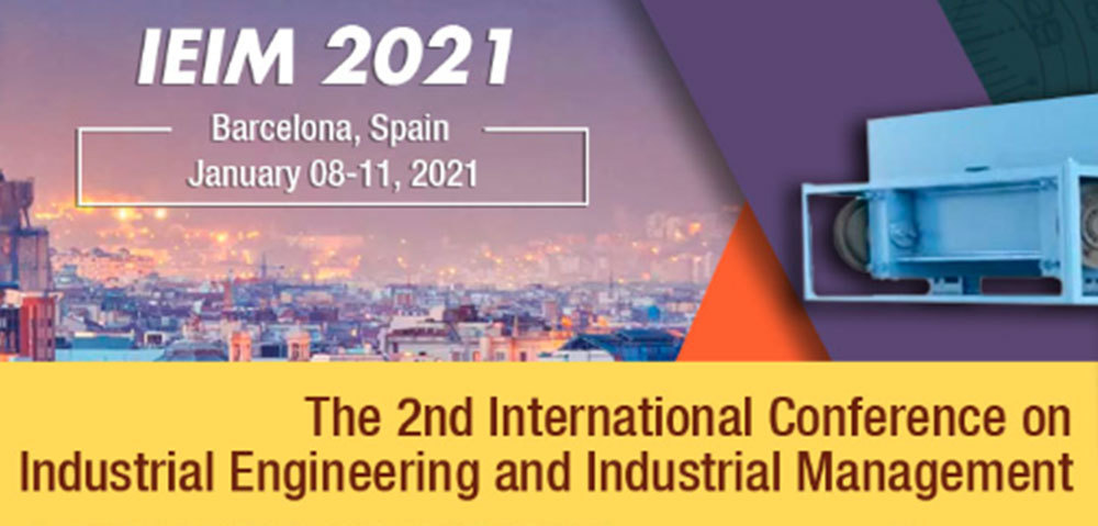The 2nd International Conference On Industrial Engineering And Industrial Management