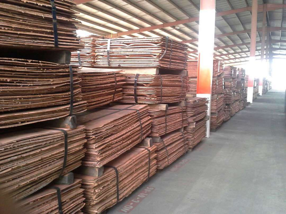 99.9999% 6n Ultra Pure Copper Cathodes Supplier From Professional Factorye Copper