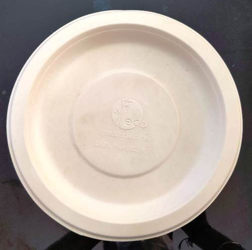 Biodegradable 10'' Platter Round