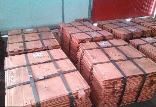 Manufacture Supply 99.99% Copper Cathode