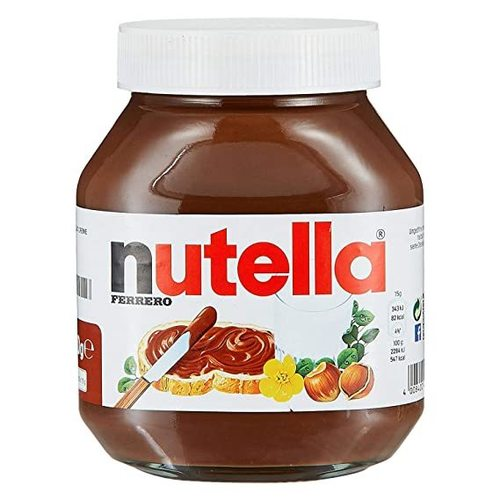 ferrero nutella chocolate spread
