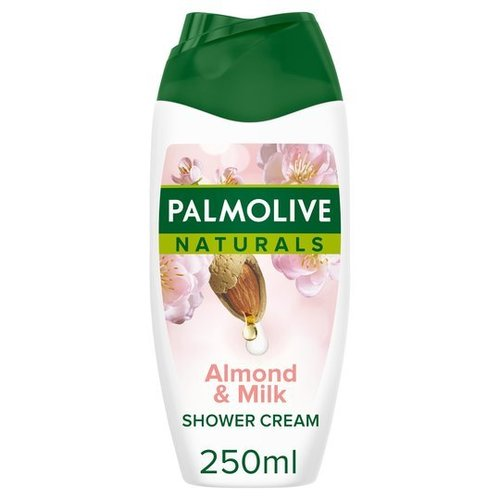 Palmolive Naturals Almond & Milk Shower Gel 250ml