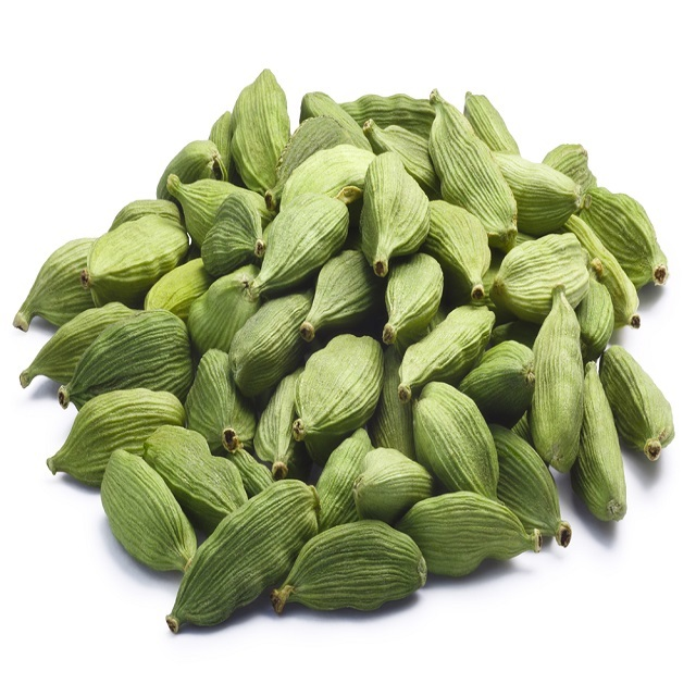 Whole Natural Green Cardamom