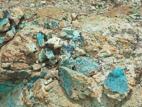 Premium Copper Ores 35% for Cheaper Price
